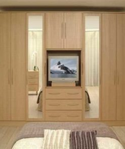 Glassy Wardrobe in Lagos Nigeria | Mcgankons Furniture