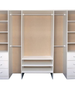 Buy White Shelving in Lagos Nigeria - Mcgankons Furniture Ltd MC-BS001