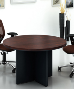 Quad Round Boardroom Table