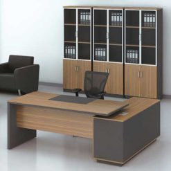 Cofvie Manager Table in Lagos Nigeria | Mcgankons Office Furniture Store
