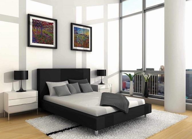 Carson Bed in Lagos Nigeria | Mcgankons Home Furniture Store