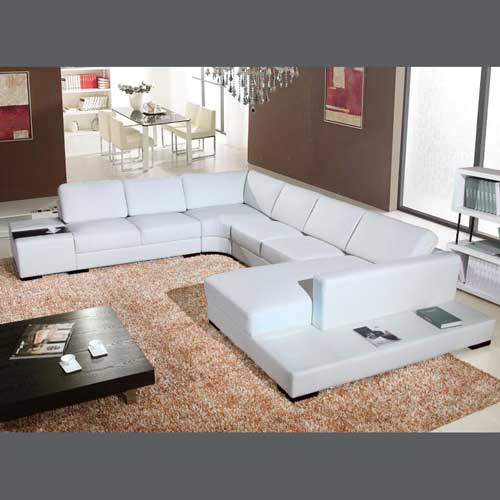 Buy Sectional Sofa Side view