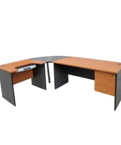 Graham Office Desk in Lagos Nigeria | Mcgankons Office Furniture Store
