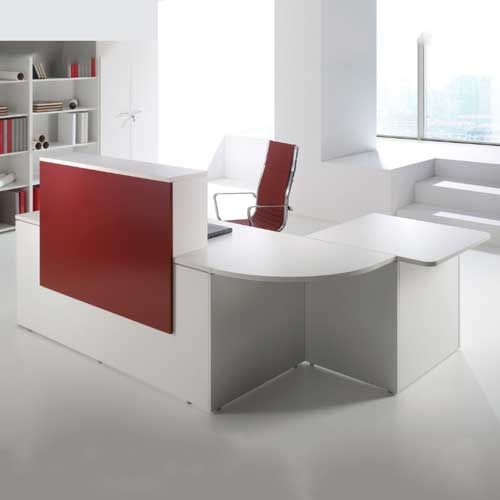 Design Reception Table in Lagos Nigeria | Mcgankons Office Furniture