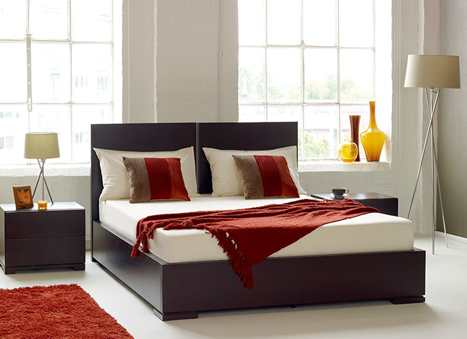 Emily Bed in Lagos Nigeria   Mcgankons Home Furniture Store