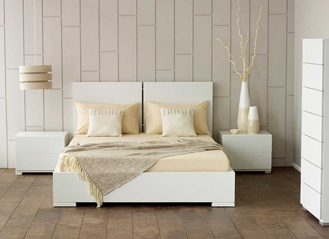 MC 0057BD Parker Bed