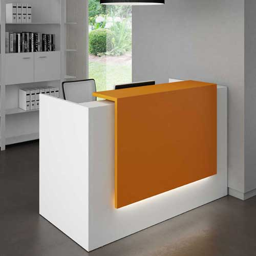 Small Reception Table in Lagos Nigeria   Mcgankons Office Furniture