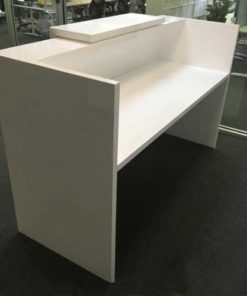 Single Seater Reception Table 2