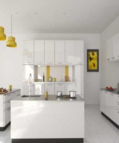 Buy White Kitchen in Lagos Nigeria - Mcgankons Furniture