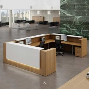 Reception Table in Nigeria | Mcgankons Furniture Store