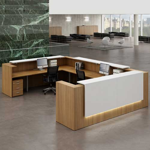 Raiden Reception Table in Lagos Nigeria | Mcgankons Furniture Store
