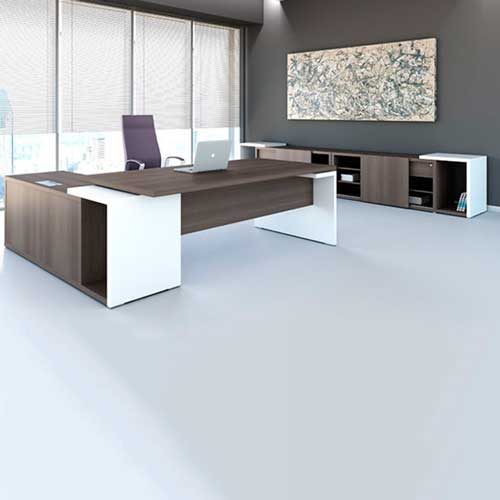 Harmony Office Desk in Lagos Nigeria | Mcgankons Office Furniture Store