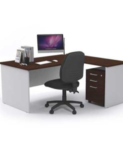 Lorenzo Office Desk in Lagos Nigeria | Mcgankons Office Furniture Store