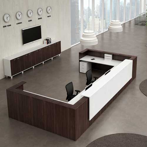 Franklin Reception Table in Lagos Nigeria | Mcgankons Furniture Store