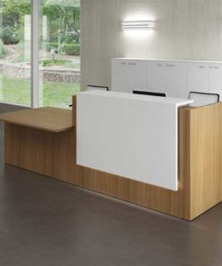 Front Desk Reception Table in Lagos Nigeria   Mcgankons Office Furniture