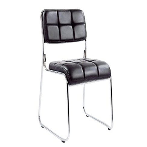 Sleek Visitor Chair in Lagos Nigeria - Mcgankons Office Furniture Store
