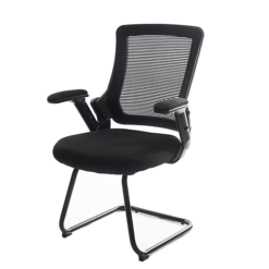 Fabio Visitor Chair in Lagos Nigeria | Mcgankons Office Furniture Store