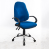 Blue Office Chair in Lagos Nigeria   Mcgankons Office Furniture Store