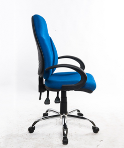 Blue Office Chair 1