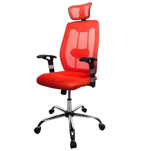 Mesh High Back Office Chair in Lagos Nigeria - Mcgankons Furniture