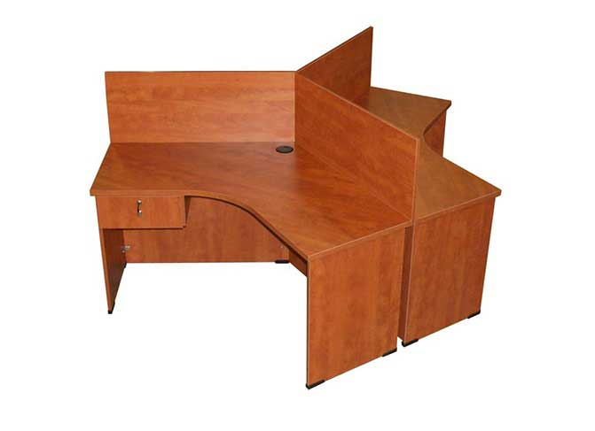 Nick Workstation Table in Lagos Nigeria | Mcgankons Office Furniture