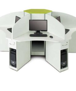 Cluster Workstation Table in Lagos Nigeria | Mcgankons Office Furniture