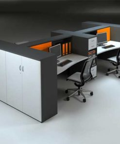 Cozy Workstation Table in Lagos Nigeria | Mcgankons Office Furniture