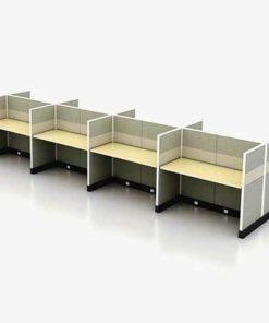 Cubic Workstation Table in Lagos Nigeria | Mcgankons Office Furniture