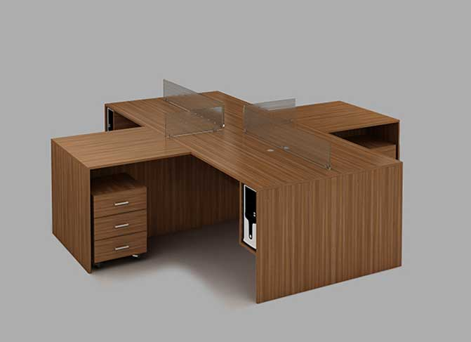 Daps Workstation Table in Lagos Nigeria | Mcgankons Office Furniture