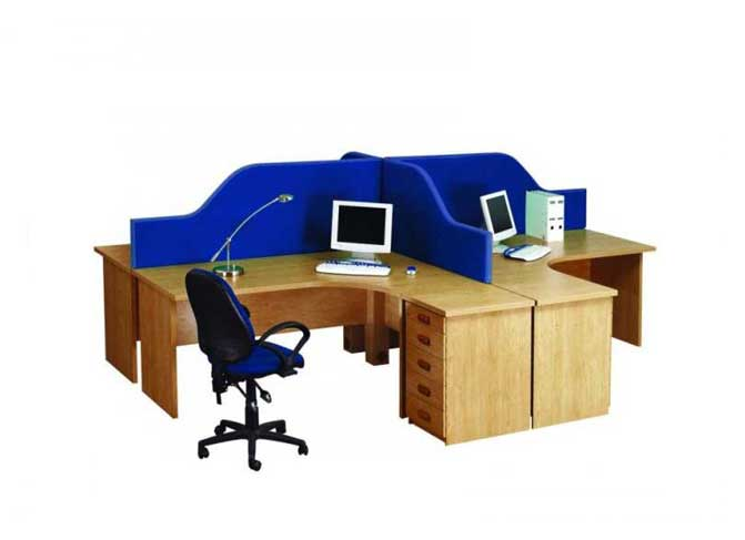 Philips Workstation Table in Lagos Nigeria | Mcgankons Office Furniture