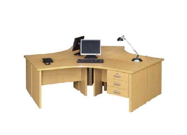 Nash Workstation Table in Lagos Nigeria | Mcgankons Office Furniture
