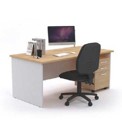 2MC-CT156-Island-Office-Desk