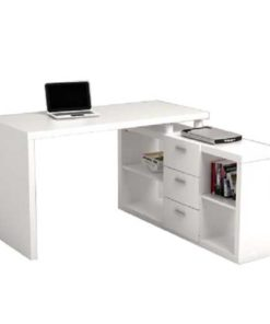 Attached Drawer Office Desk in Lagos Nigeria | Mcgankons Furniture