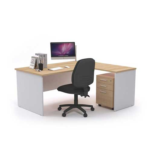 Harris Office Desk in Lagos Nigeria | Mcgankons Office Furniture Store