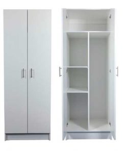 White Wardrobe in Lagos Nigeria | Mcgankons Furniture