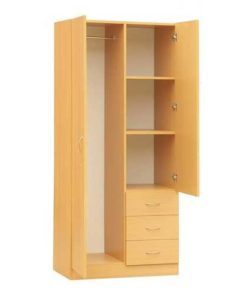 Small Wardrobe in Lagos Nigeria | Mcgankons Furniture