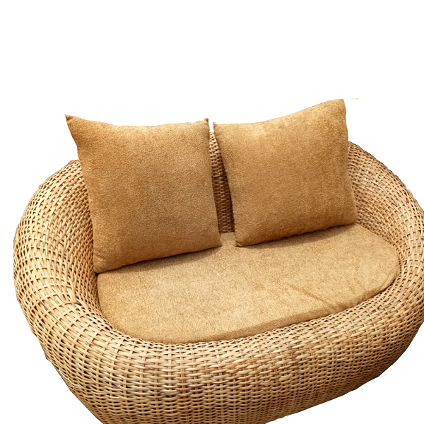 Round Rattan Chair in Lagos Nigeria | Mcgankons Furniture