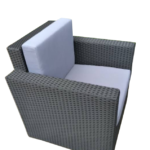 Rattan Single Sofa in Lagos Nigeria | Mcgankons Furniture