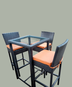 Bar Stool Rattan in Lagos Ngeria | Mcgankons Furniture