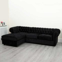 Buy Black Sofa in Nigeria | Mcgankons Furniture Store