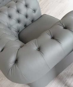 Animal Leather Sofa 4