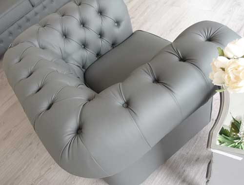Animal Leather Sofa 2