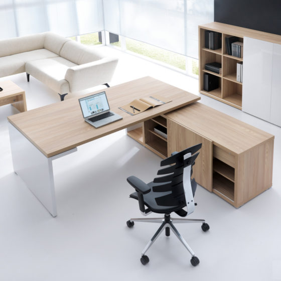 Mito Executive Table in Lagos Nigeria | Mcgankons Office Furniture Store