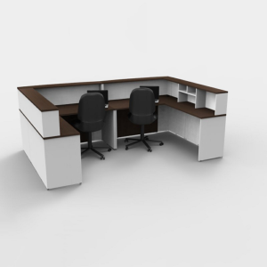 Hotel Reception Table in Lagos Nigeria | Mcgankons Office Furniture Store