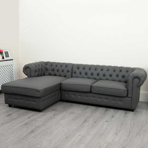 Animal Leather Sofa 1