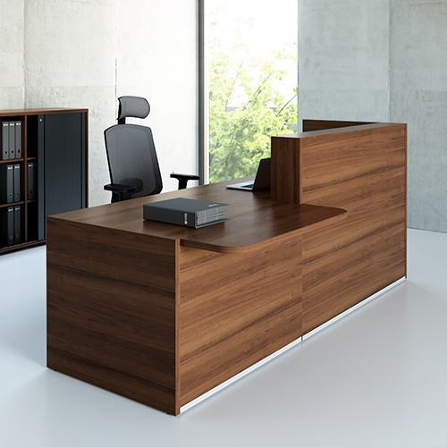 Star Reception Table in Lagos Nigeria | Mcgankons Office Furniture Store