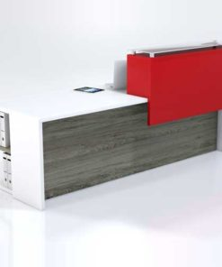 Buy Frosted Glass Reception Table in Nigeria | Mcgankons