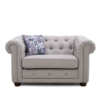 Two Seater Chesterfield Sofa in lagos Nigeria   Mcgankons Home Furniture Store