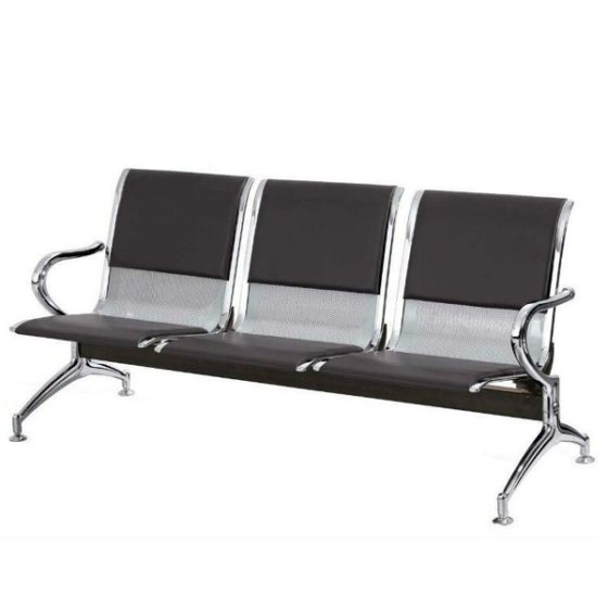 Padded Airport Chair in Lagos Nigeria   Mcgankons Office Furniture Store