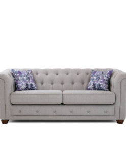 Two Seater Chesterfield Sofa 2